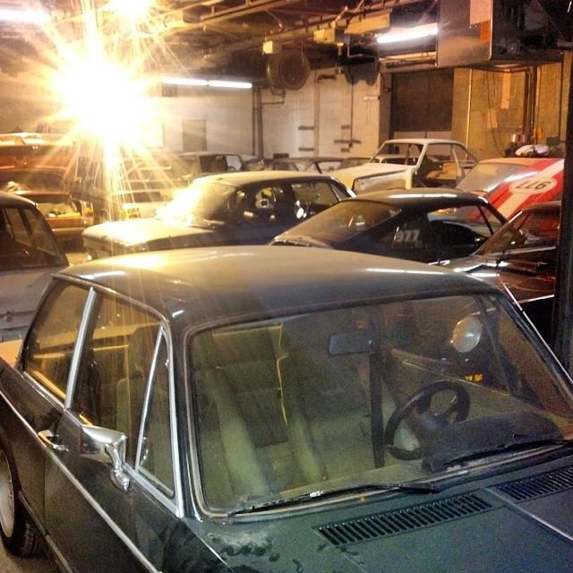 SCR storage #bmw #bmw2002 #bmwrestoration #porsche #porsche911 #cars #carporn #sportscarrestoration #thecarlife