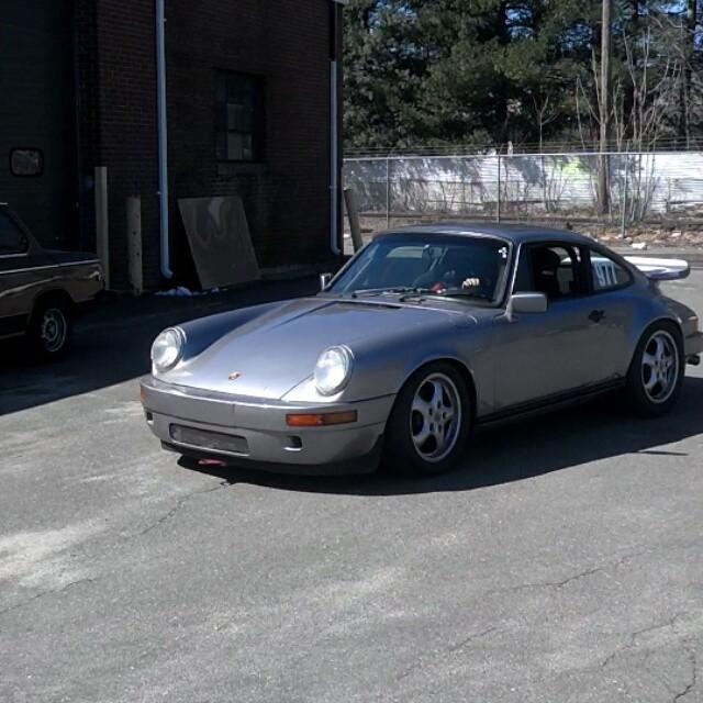 Track car test drive #porsche #porsche911 #911 #trackcar #racecar #cars #carporn #pca #sportscarrestoration #thecarlife