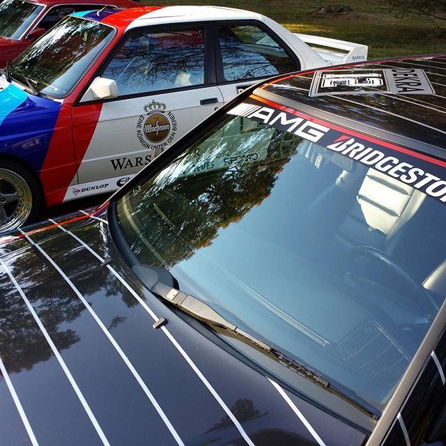 DTM tributes at New Canaan C&C